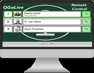QGoLive RemoteControl